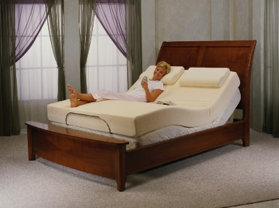 AdjustableBed model small